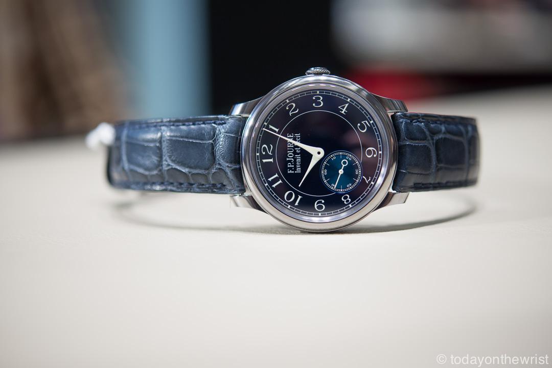 F.P.Journe Chronometre Bleu