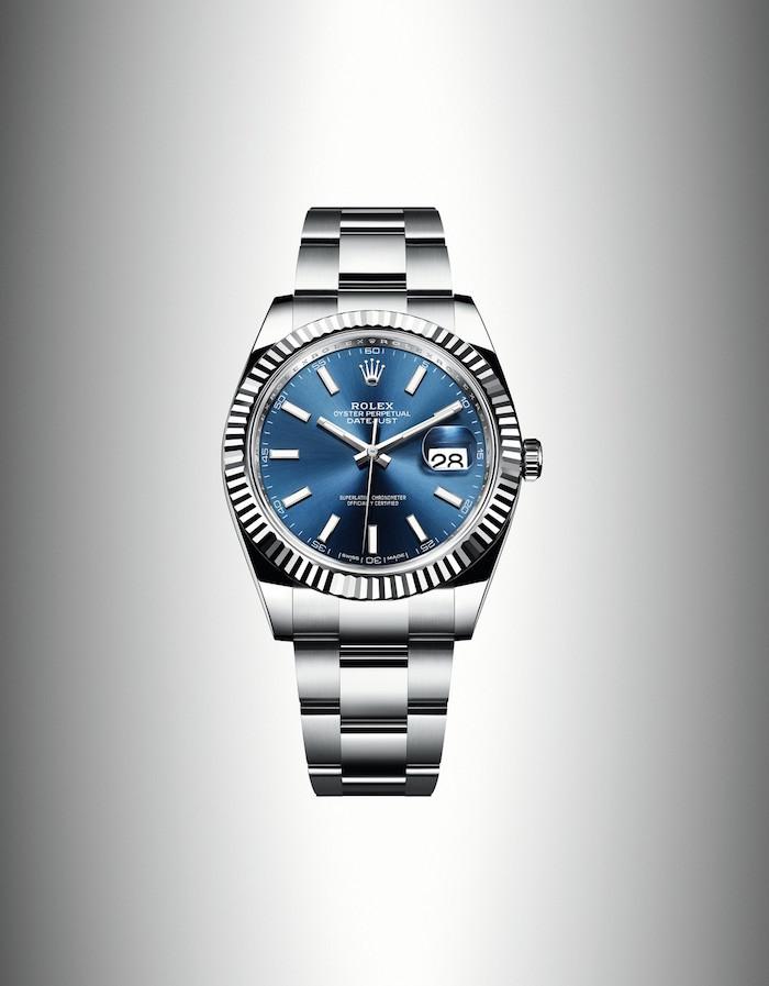 Rolex Datejust 41 в стали