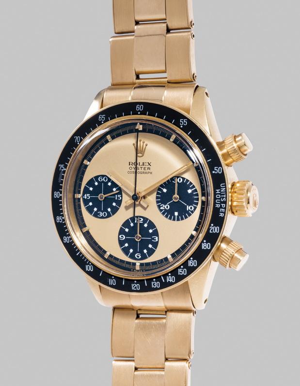 2. Rolex Ref. 6363