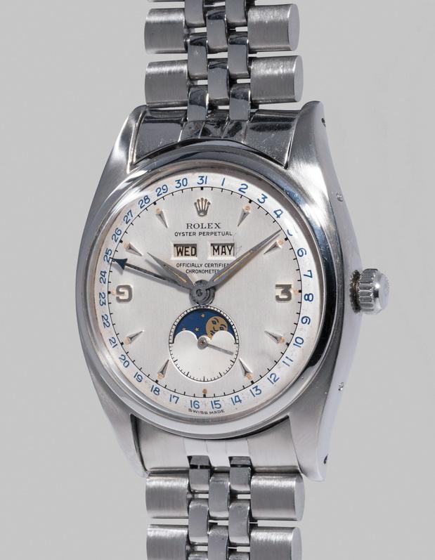 3. Rolex Ref. 6062