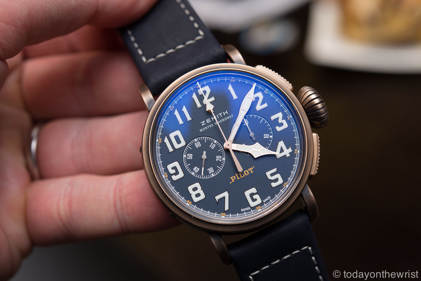 Zenith Pilot Type 20 Extra Special Chronograph