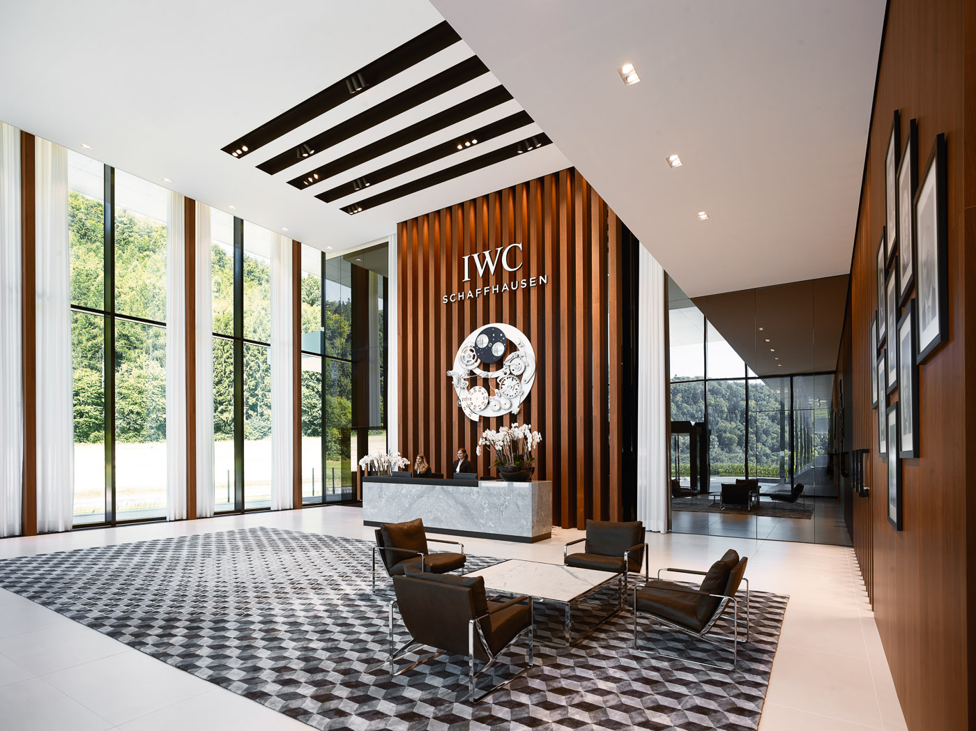 Компания IWC открыла новый Manufakturzentrum