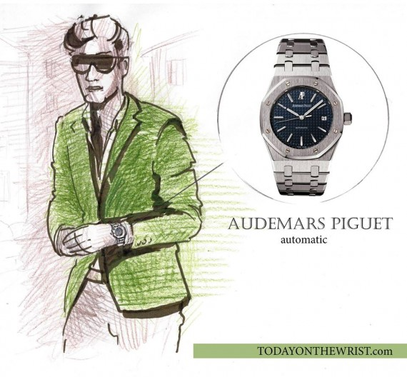 art - fashion - watches - журнал о часах