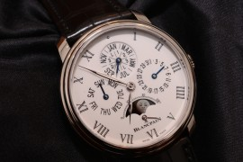 blancpain Villeret perpetual calendar