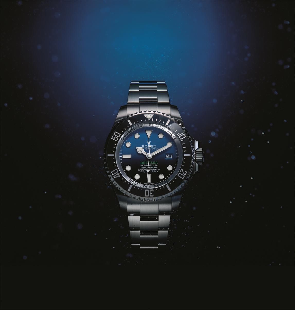 Rolex Deepsea 116660D