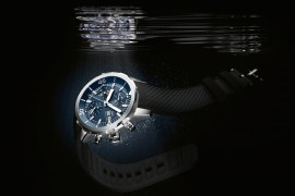 IWC AQUATIMER CHRONOGRAPH EDITION «EXPEDITION JACQUES-YVES COUSTEAU»