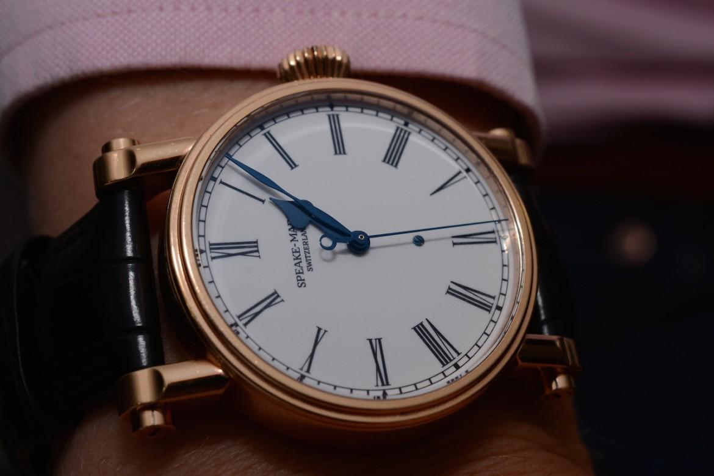 Часы Speake-Marin