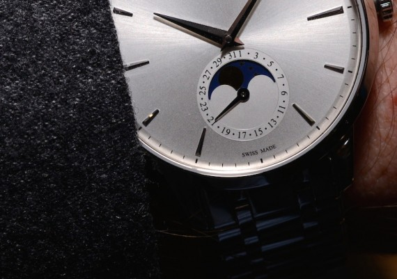 часы с лунным календарем