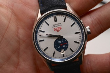 Tag Heuer Carrera Calibre 6. Baselworld 2015