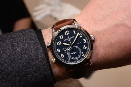 Patek Philippe Calatrava Pilot Travel Time 5524G