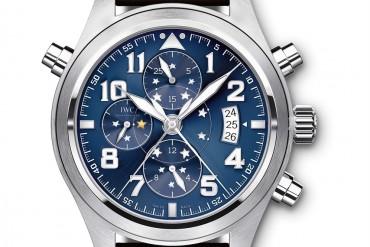 "IWC Pilot's Watch Double Chronograph Edition ""Le Petit Prince"""
