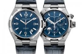 2 новые модели Overseas от Vacheron Constantin