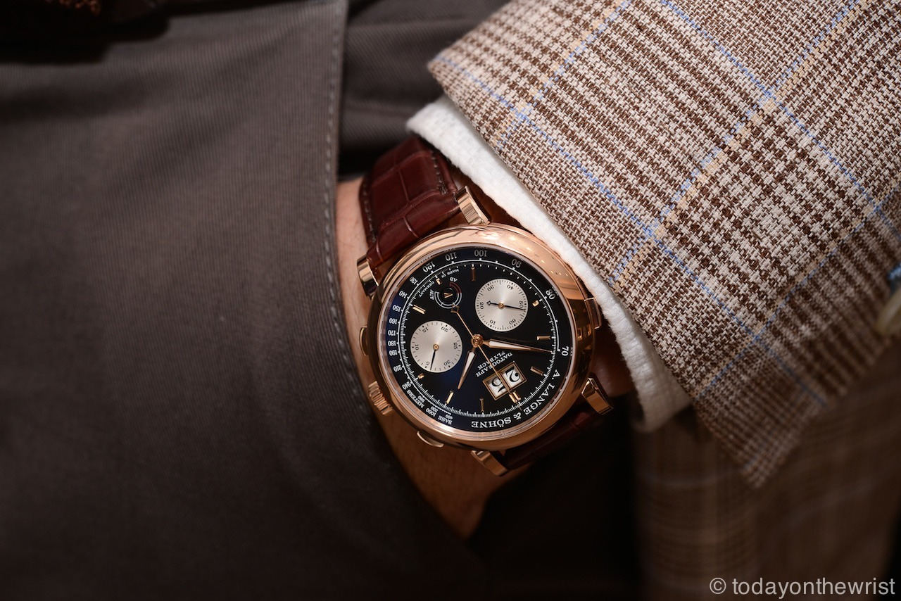 A. Lange & Söhne Datograph Up/Down