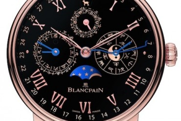 Blancpain Villeret Traditional Chinese Calendar Only Watch 2015