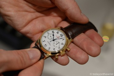Omega Co-Axial Chronograph Olympic Official Timekeeper