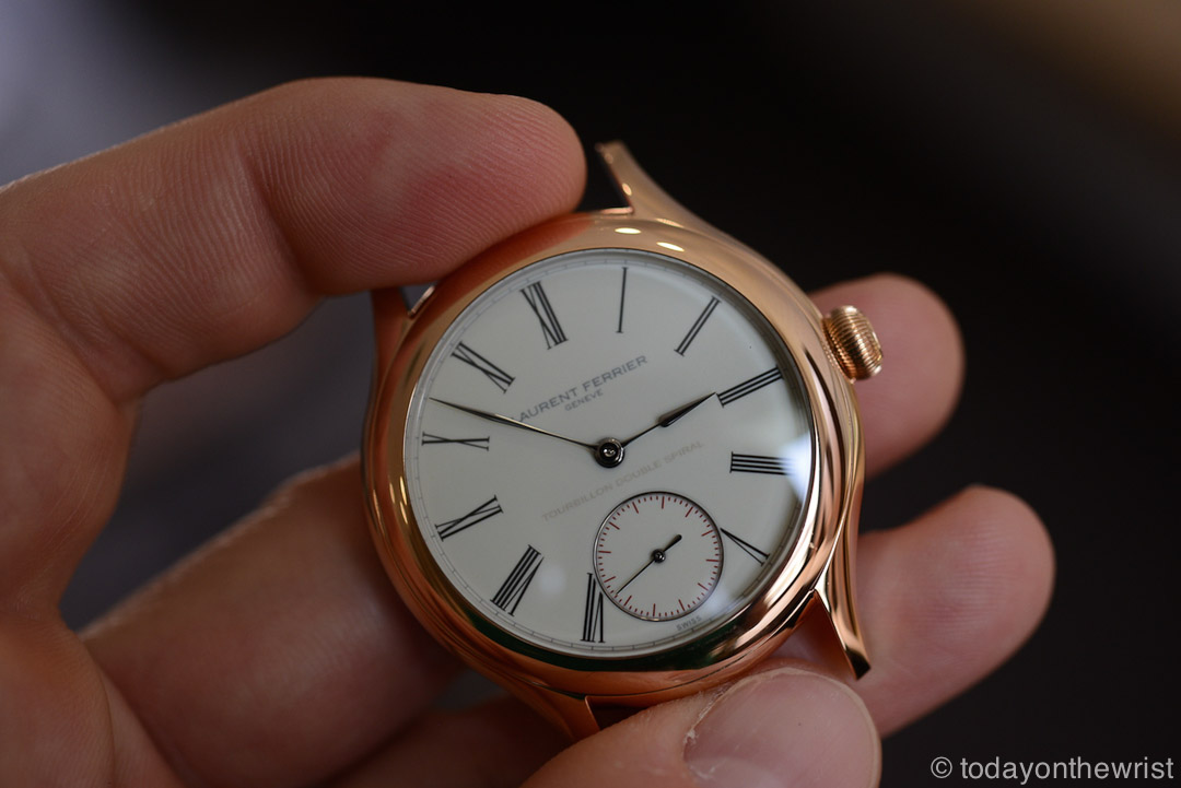 Laurent Ferrier Galet Classic Tourbillon Double Balance Spring
