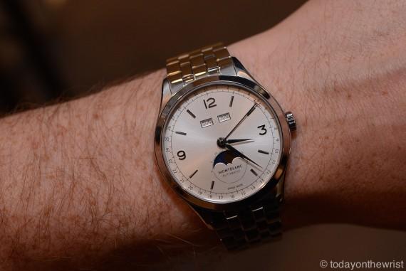 Montblanc Heritage Chronometrie Quantieme Complete
