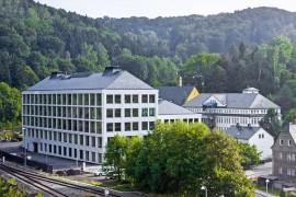 Открытие нового здания мануфактуры A. Lange & Söhne