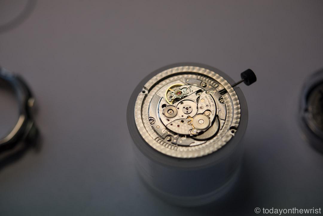 Все часы Sarpaneva оснащаются механизмом Soprod A10