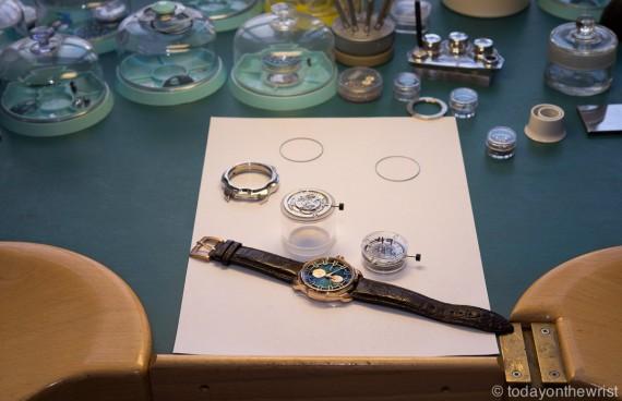 Мастерская Финского часовщика Sarpaneva