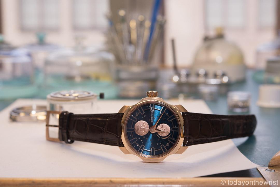 Часы Sarpaneva