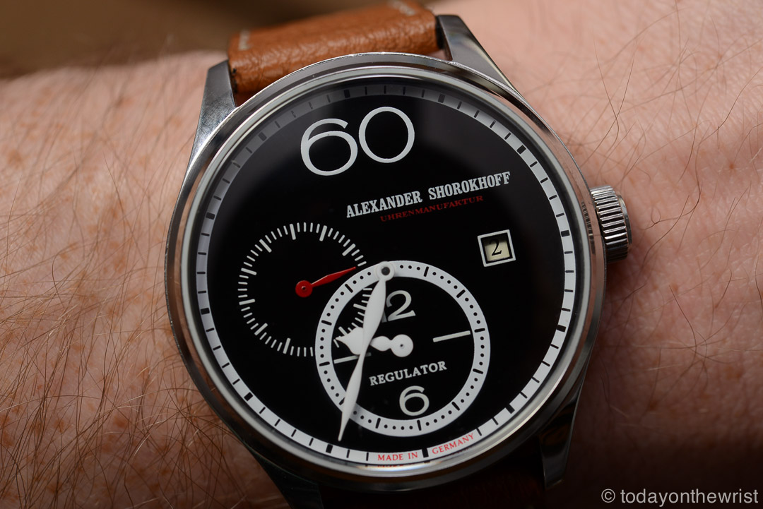 Часы Alexander Shorokhoff Regulator R01