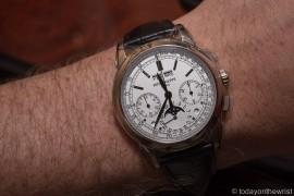 Наручные часы Patek Philippe 5270G