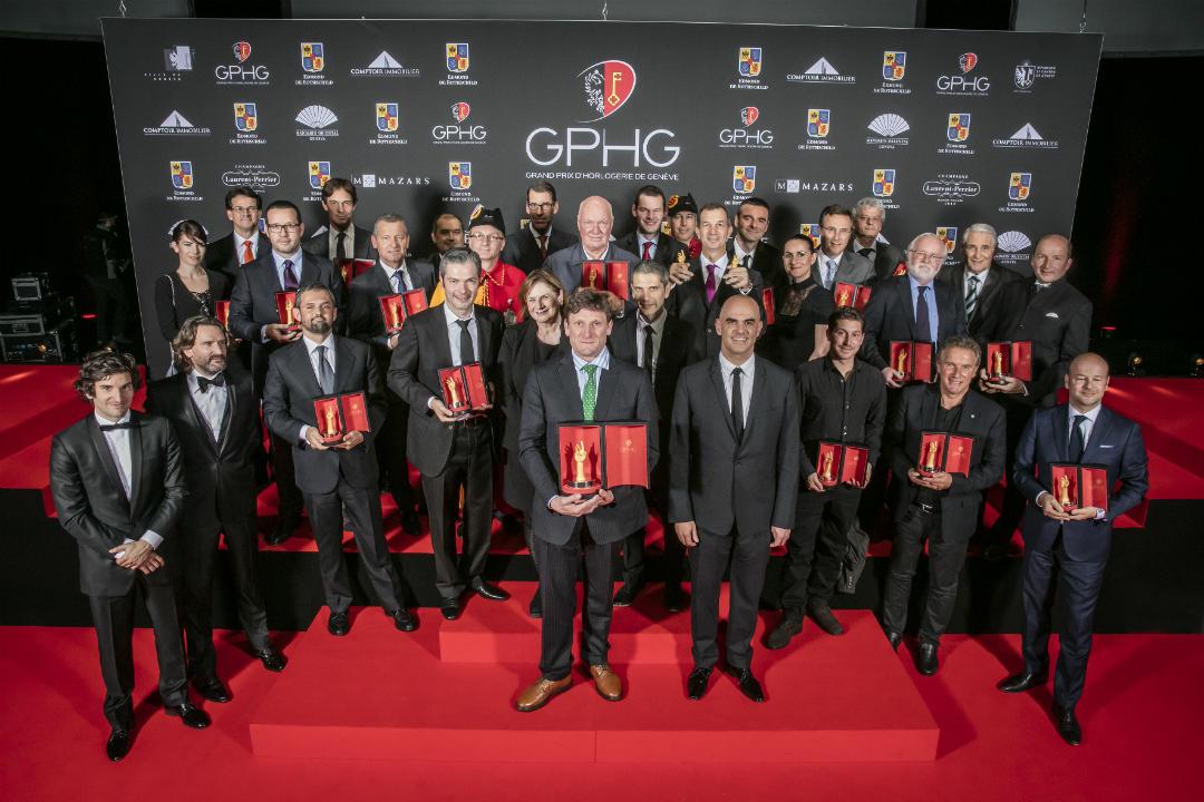 Grand Prix D'Horlogerie De Geneva 2015 - GPHG 15