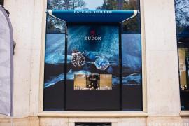 Выставка Tudor в Мюнхене