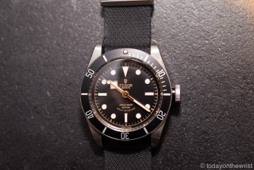 Tudor Black Bay Black