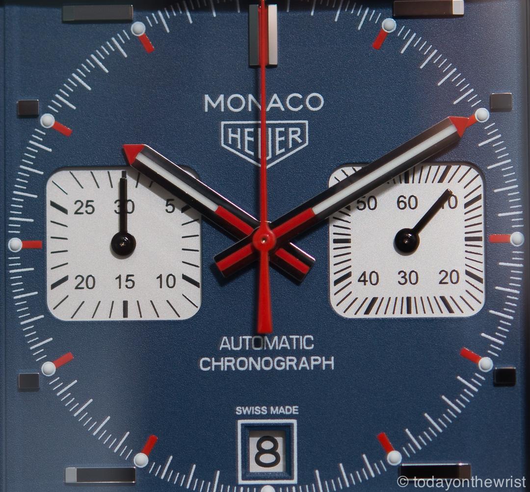 Tag Heuer Monaco Calibre 11 Automatic Chronograph
