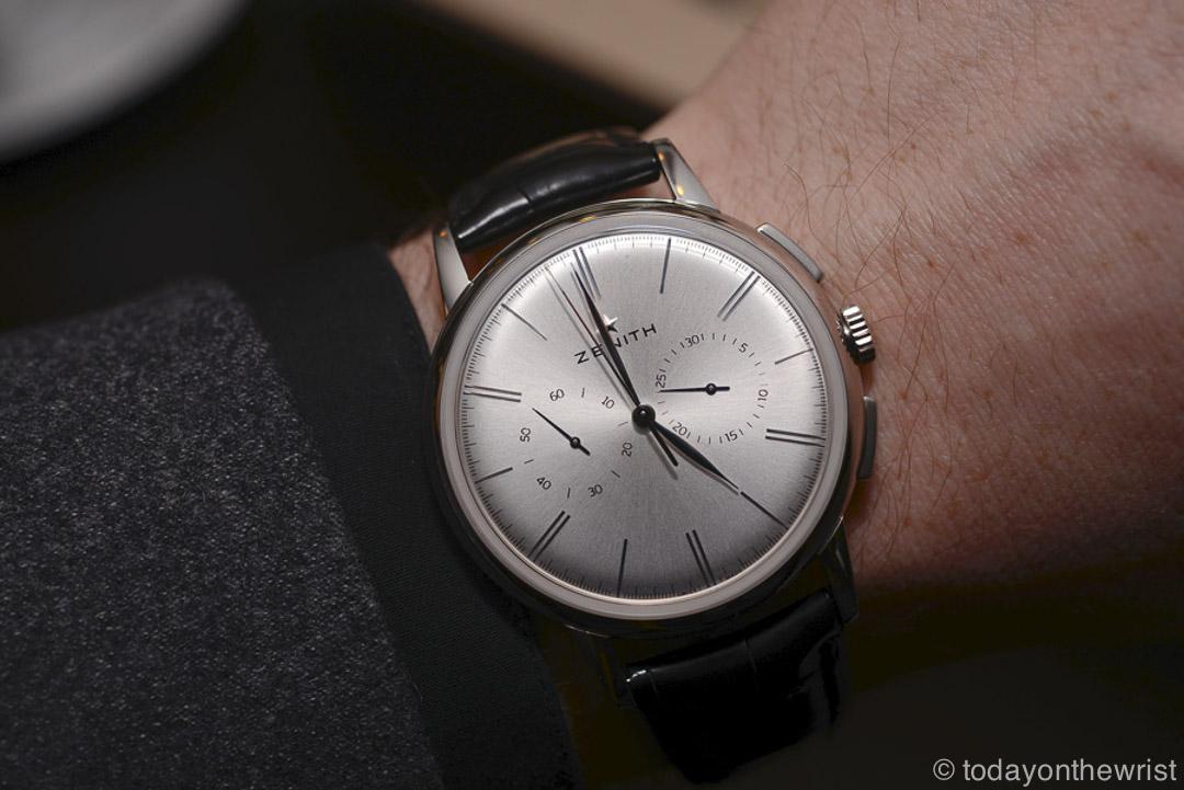 Zenith Elite Chronograph Classics