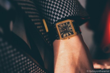 Женские часы Cartier