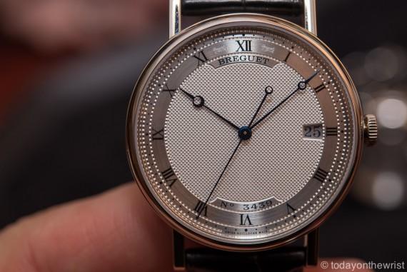 Швейцарские часы Breguet Classique 5177