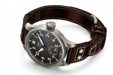 IWC Big Pilot's Heritage Watch 55 и IWC Big Pilot's Heritage Watch 48