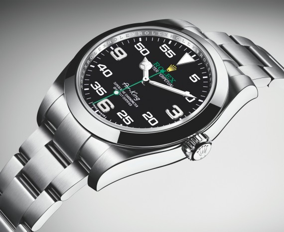 Baselworld 2016: Rolex Air-King