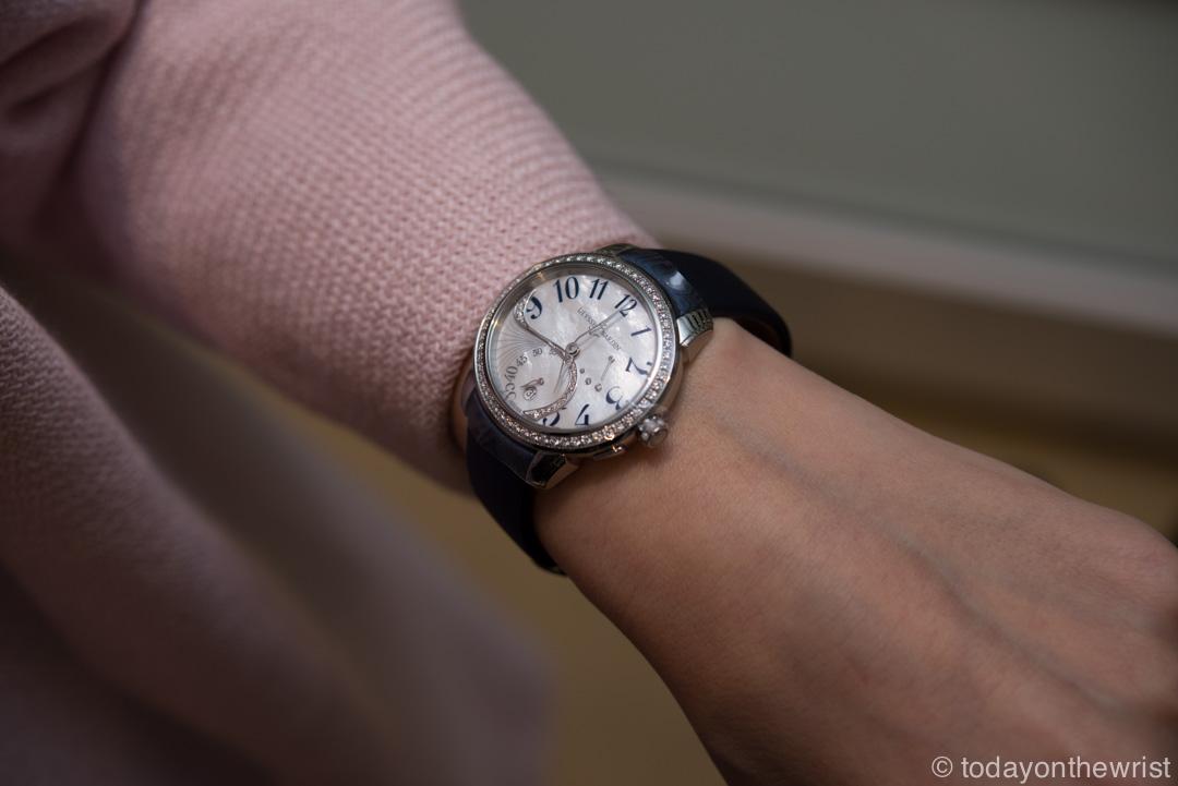 Женские часы Ulysse Nardin Jade