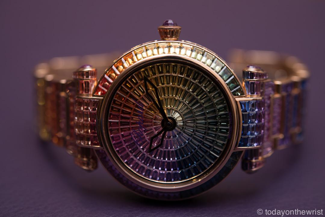 Chopard Imperiale Joaillerie - женские часы