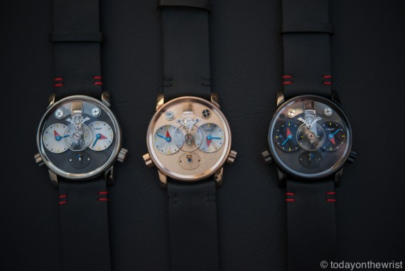 MB&F LM1 Silberstein
