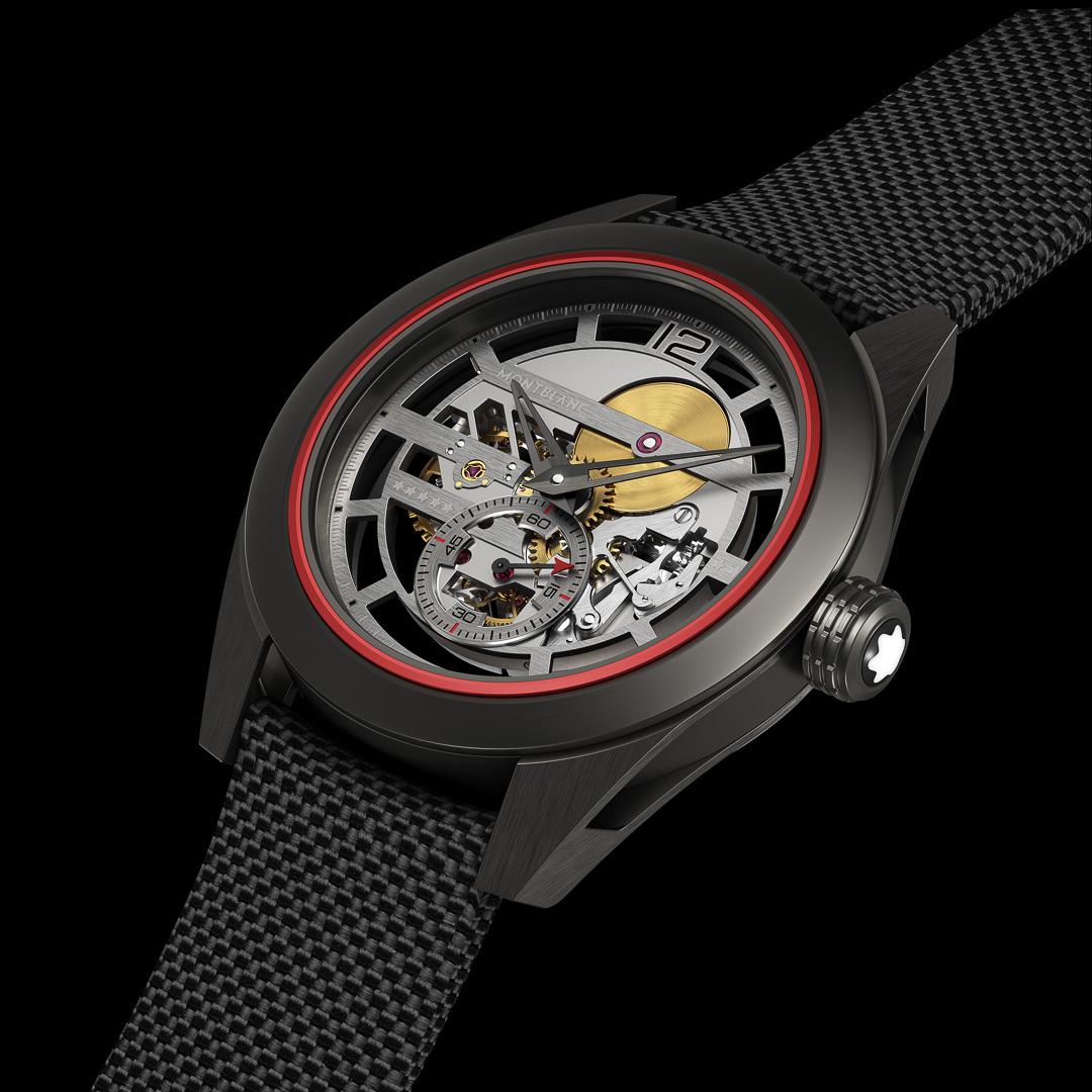 Montblanc TimeWalker Pythagore Ultra-Light Concept