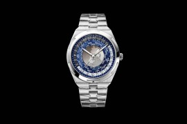 Vacheron Constantin Overseas World Time