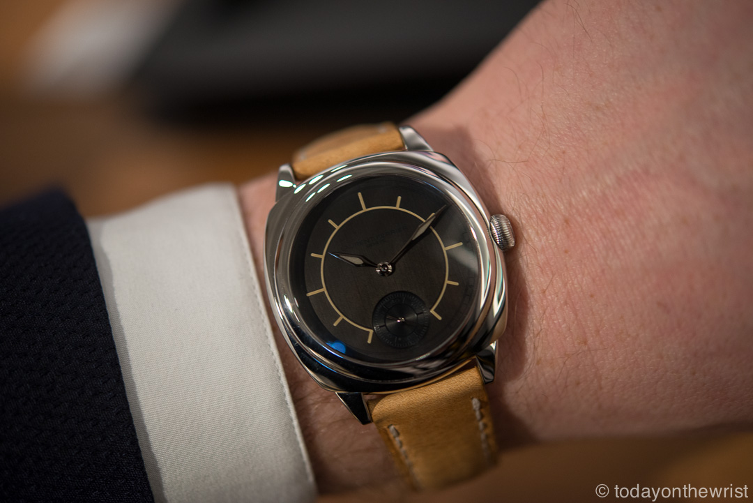 Laurent Ferrier Galet Square Boréal