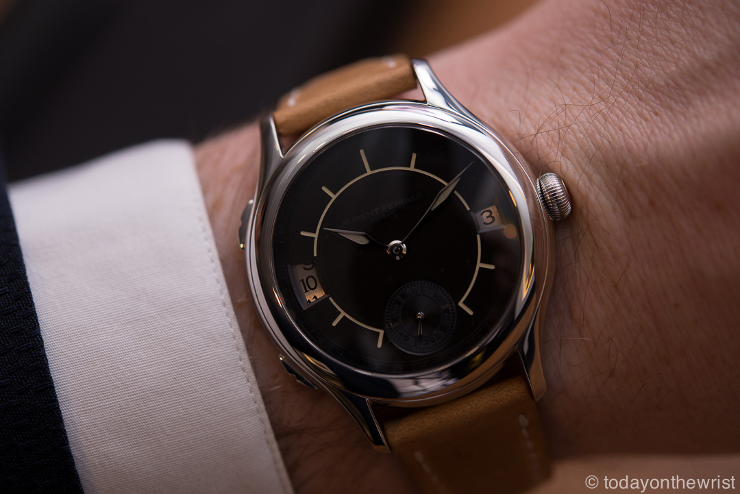 Laurent Ferrier Galet Traveller Boréal