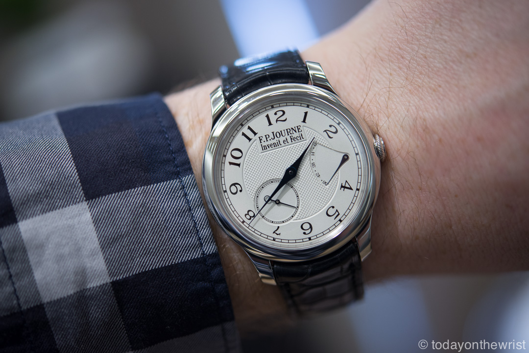 F.P.Journe Chronometre Souverain