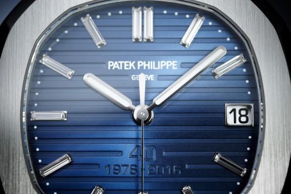Patek Philippe Nautilus Ref. 5711/1P 40th Anniversary