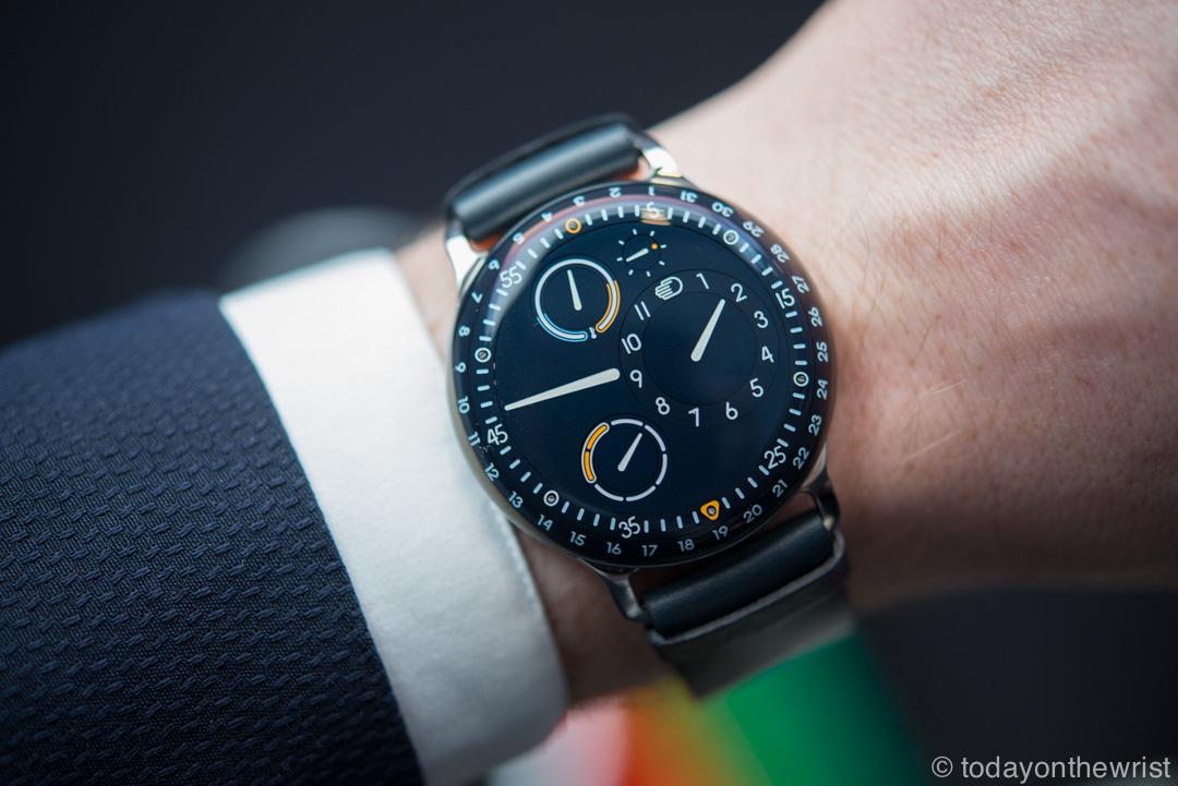 Любимые часы в Силиконовой Долине - Ressence Type