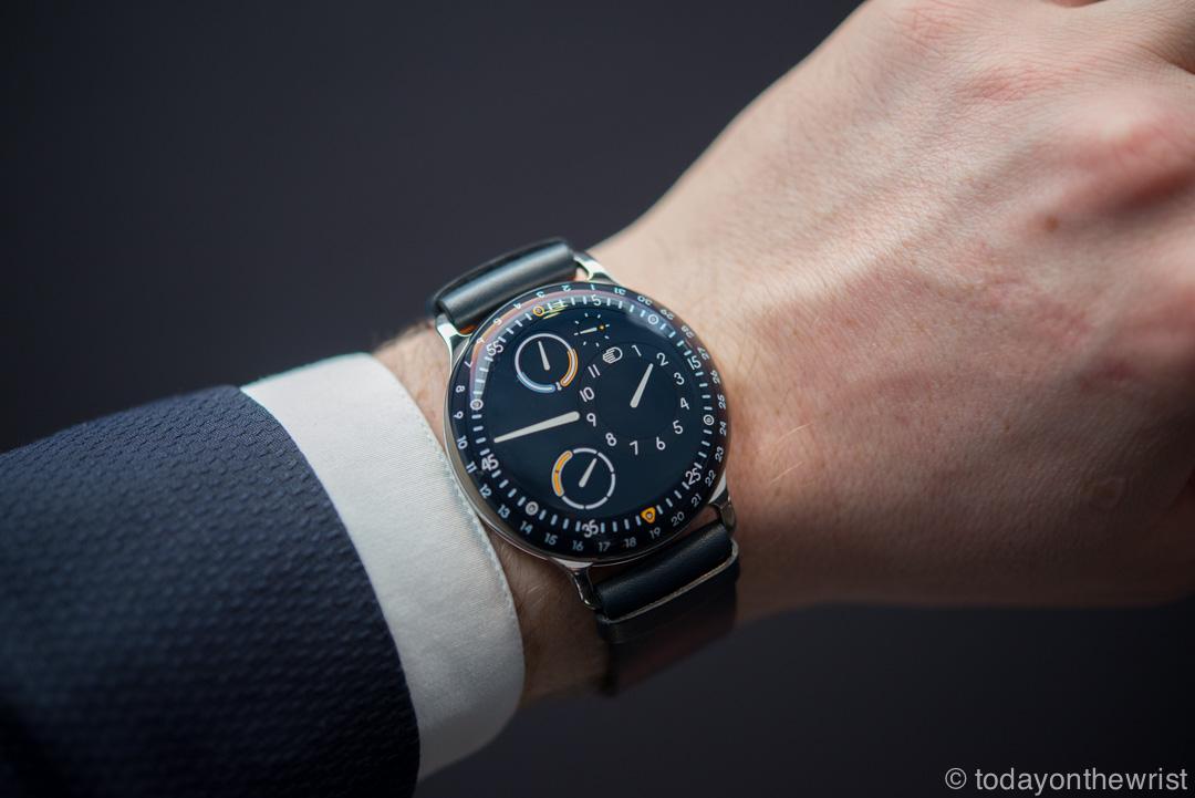 Любимые часы в Силиконовой Долине - Ressence Type 3