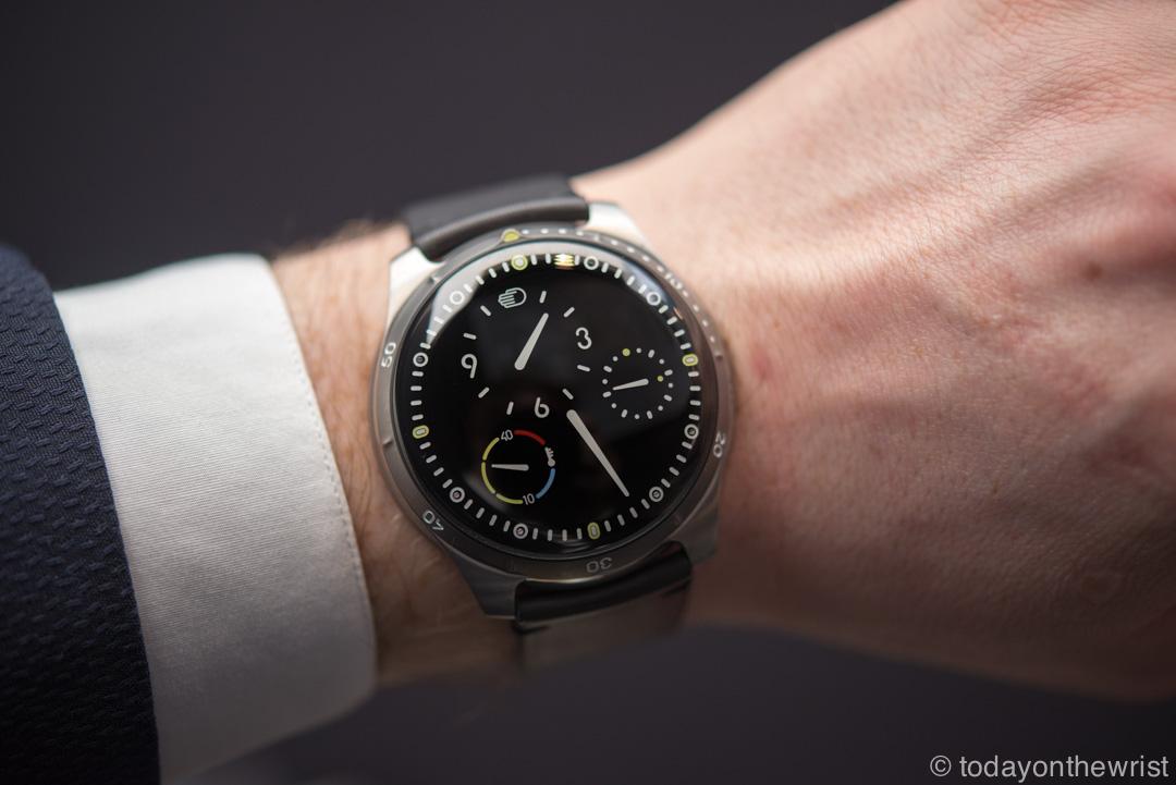 Любимые часы в Силиконовой Долине - Ressence Type 5