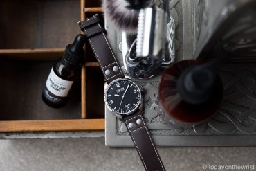 Union Glashütte Belisar Pilot Date