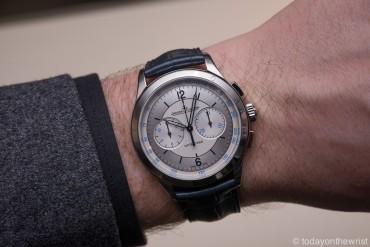 SIHH 2017: Jaeger-LeCoultre Master Control